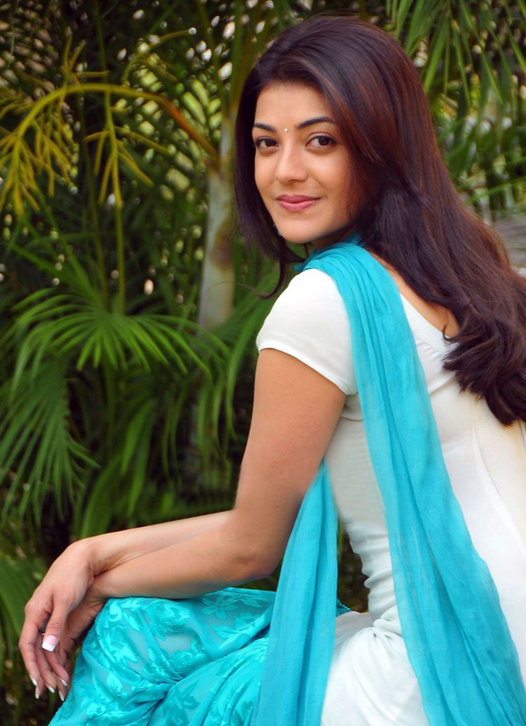 kajal agarwal traditional dress - photo #22